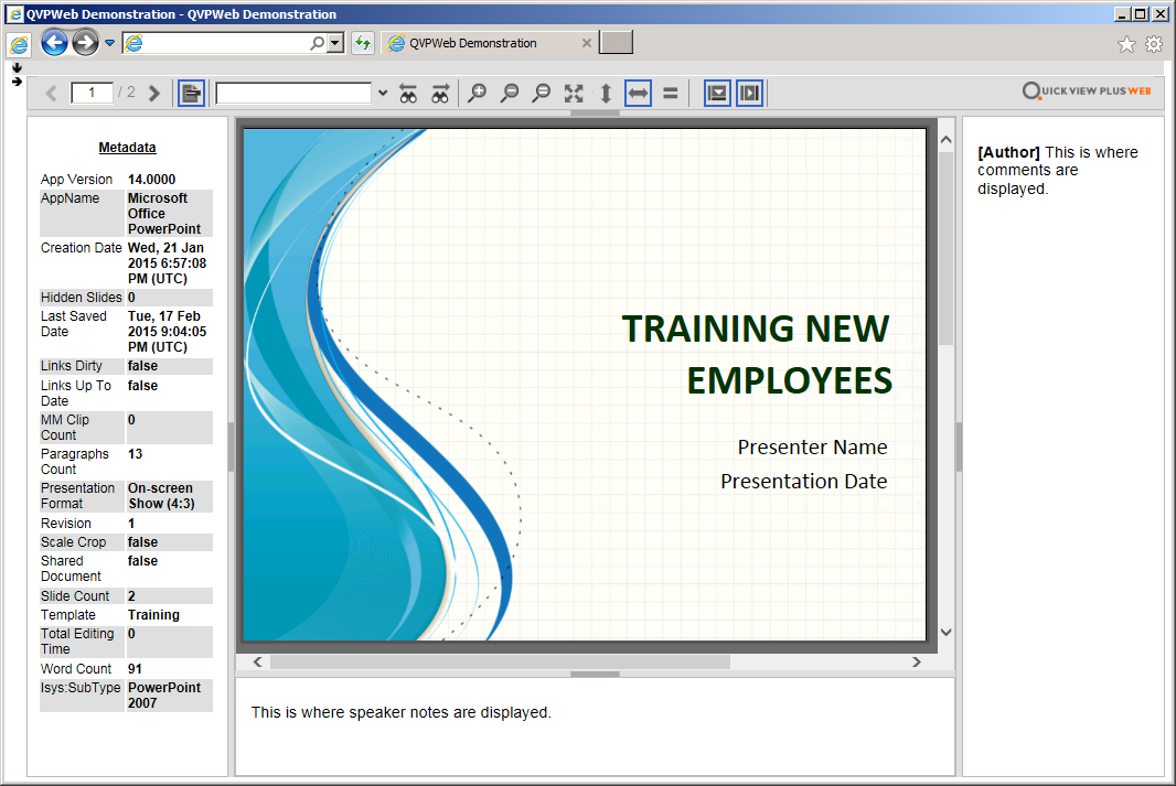 Screenshot: Microsoft Word Track Changes and Hidden Text View